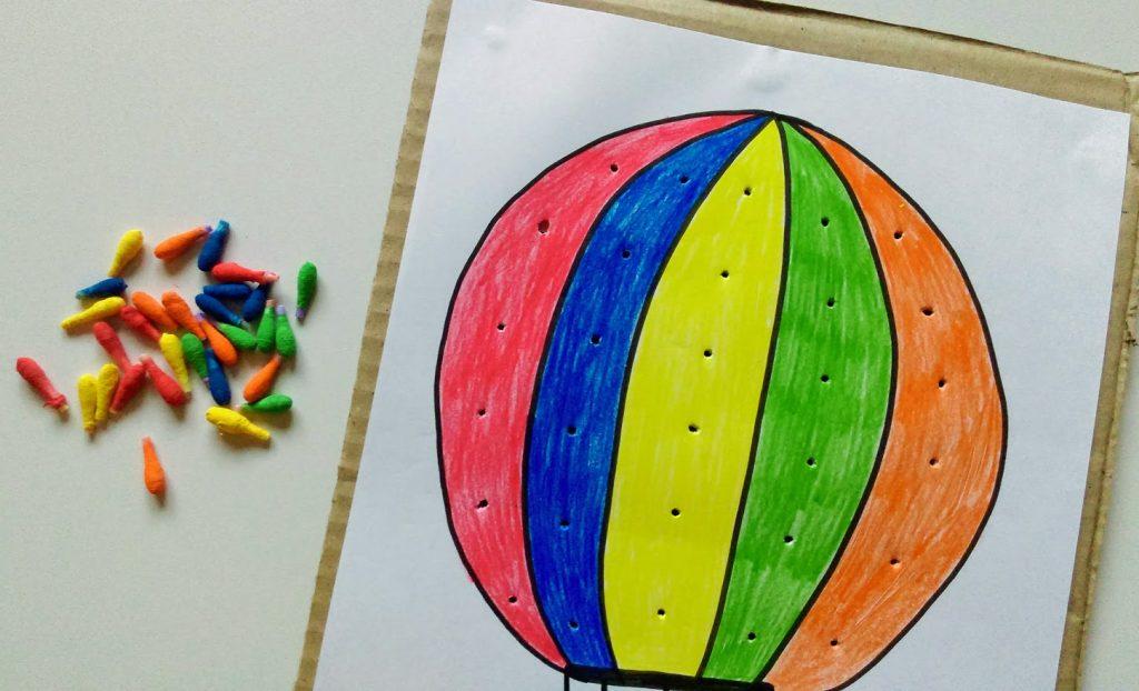 3 DIY παιχνίδια για μικρά παιδιά
