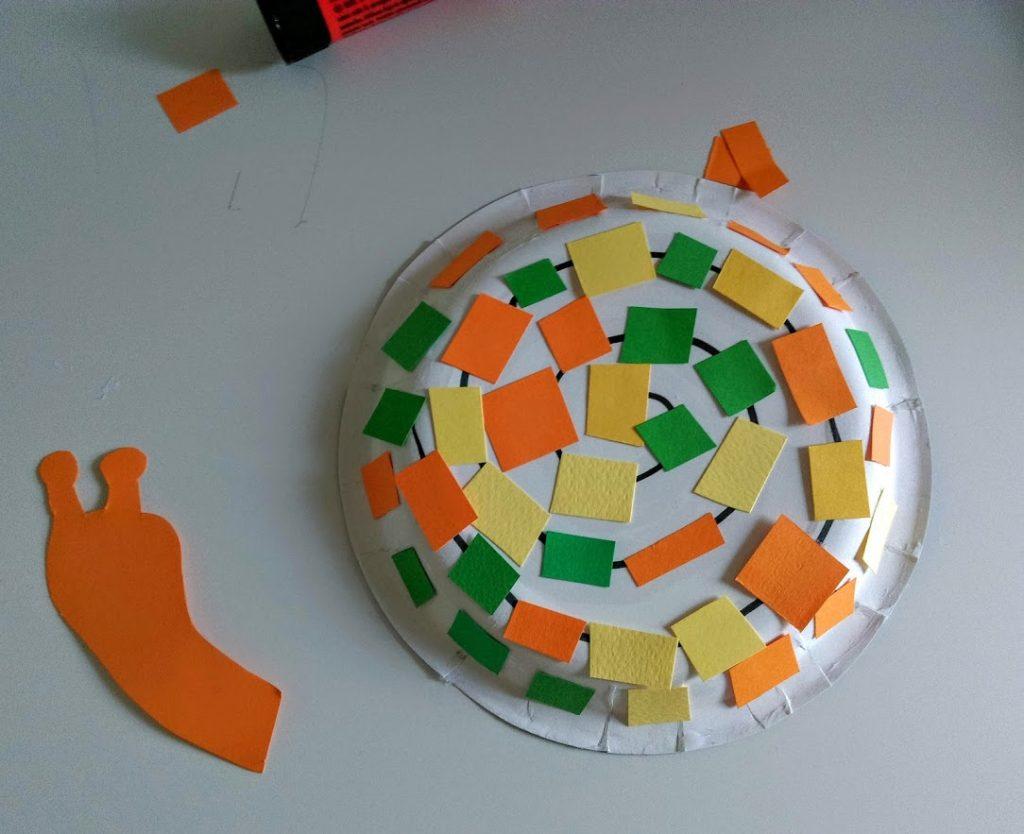 5+1 Φθινοπωρινές κατασκευές με πιάτα μιας χρήσεως