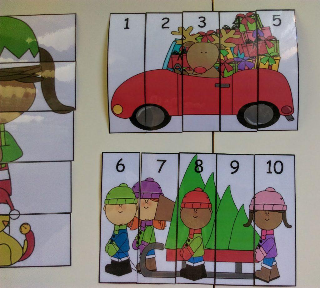Χριστουγεννιάτικες δραστηριότητες για παιδιά.